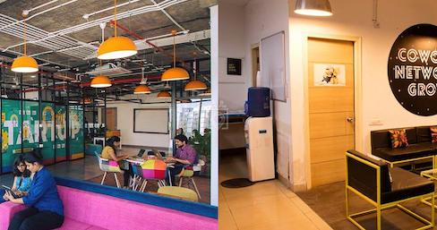 91springboard Delhi, New Delhi | coworkspace.com