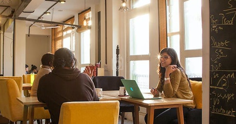 A Little Anarky, New Delhi | coworkspace.com