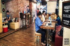 Barcelos myHQ Workzone, New Delhi
