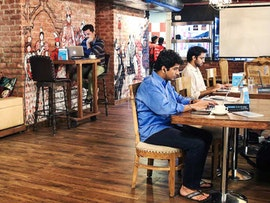 Barcelos myHQ Workzone, New Delhi