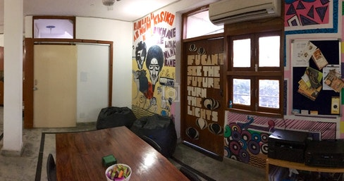 Base Station, New Delhi | coworkspace.com