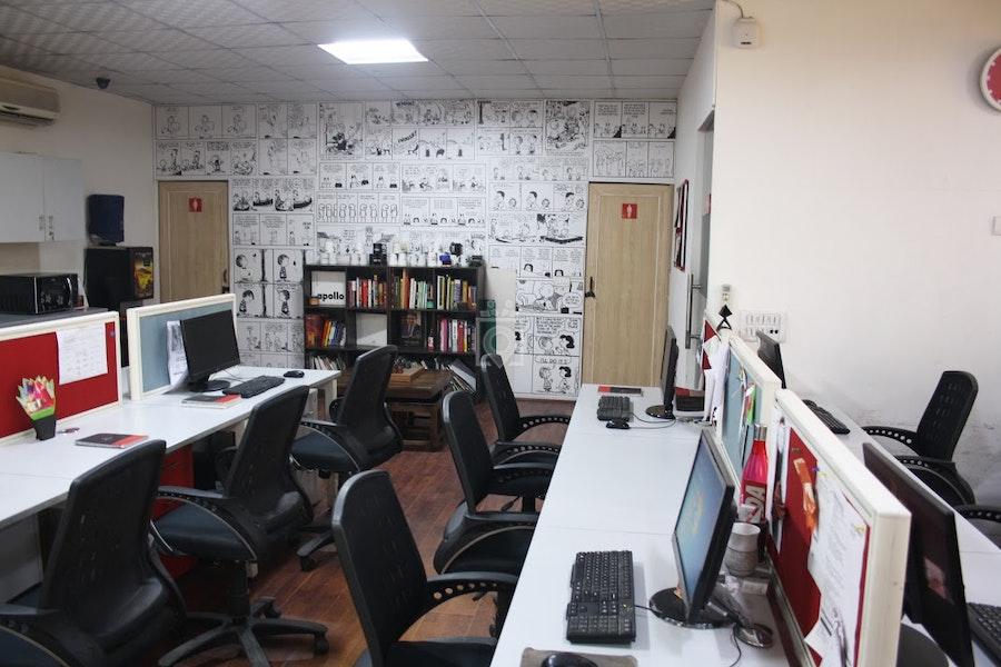 BOD Cowork, New Delhi