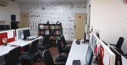 BOD Cowork, New Delhi | coworkspace.com