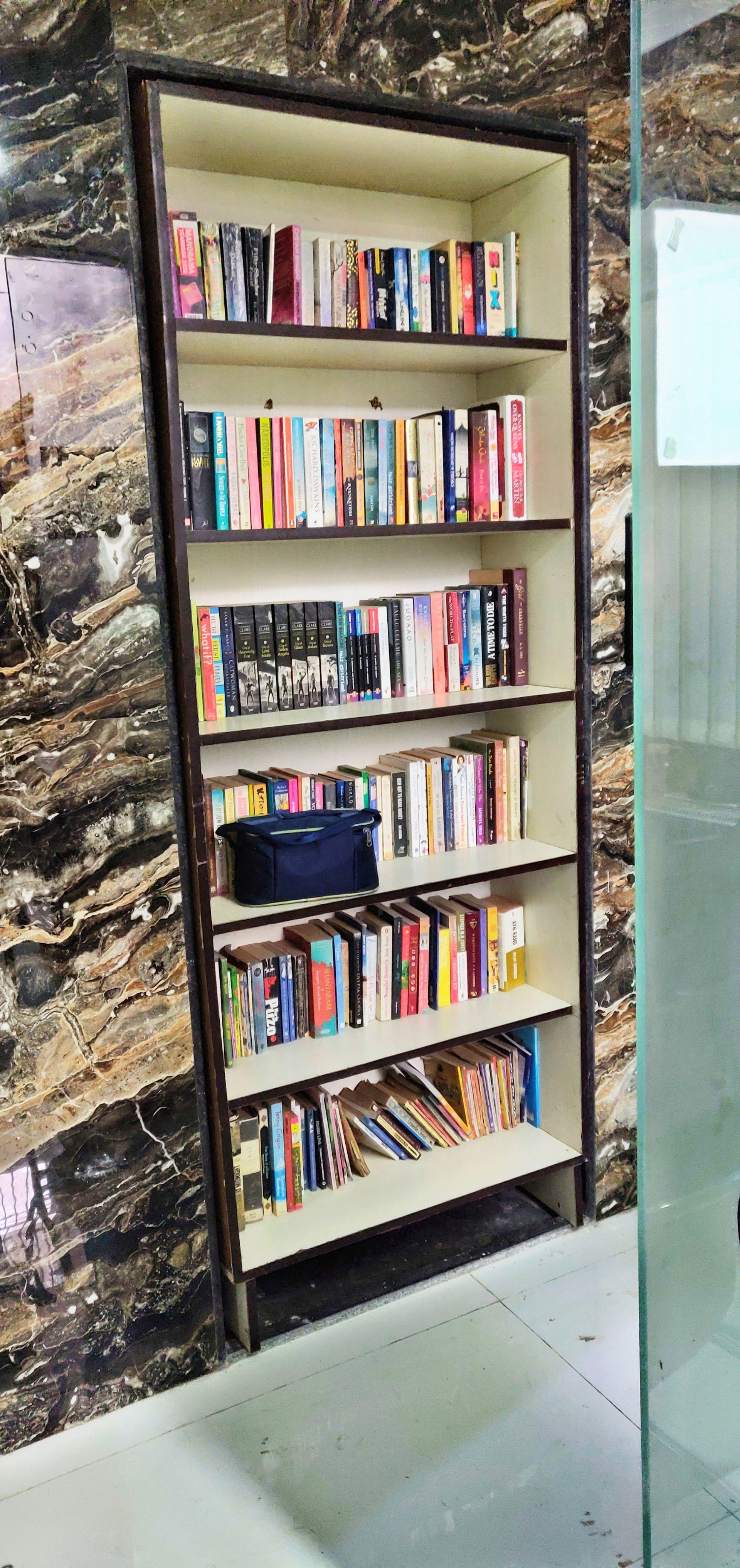 Books and Beans, New Delhi