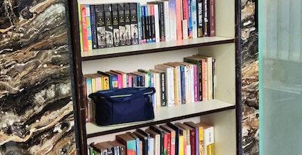 Books and Beans, New Delhi   coworkspace.com
