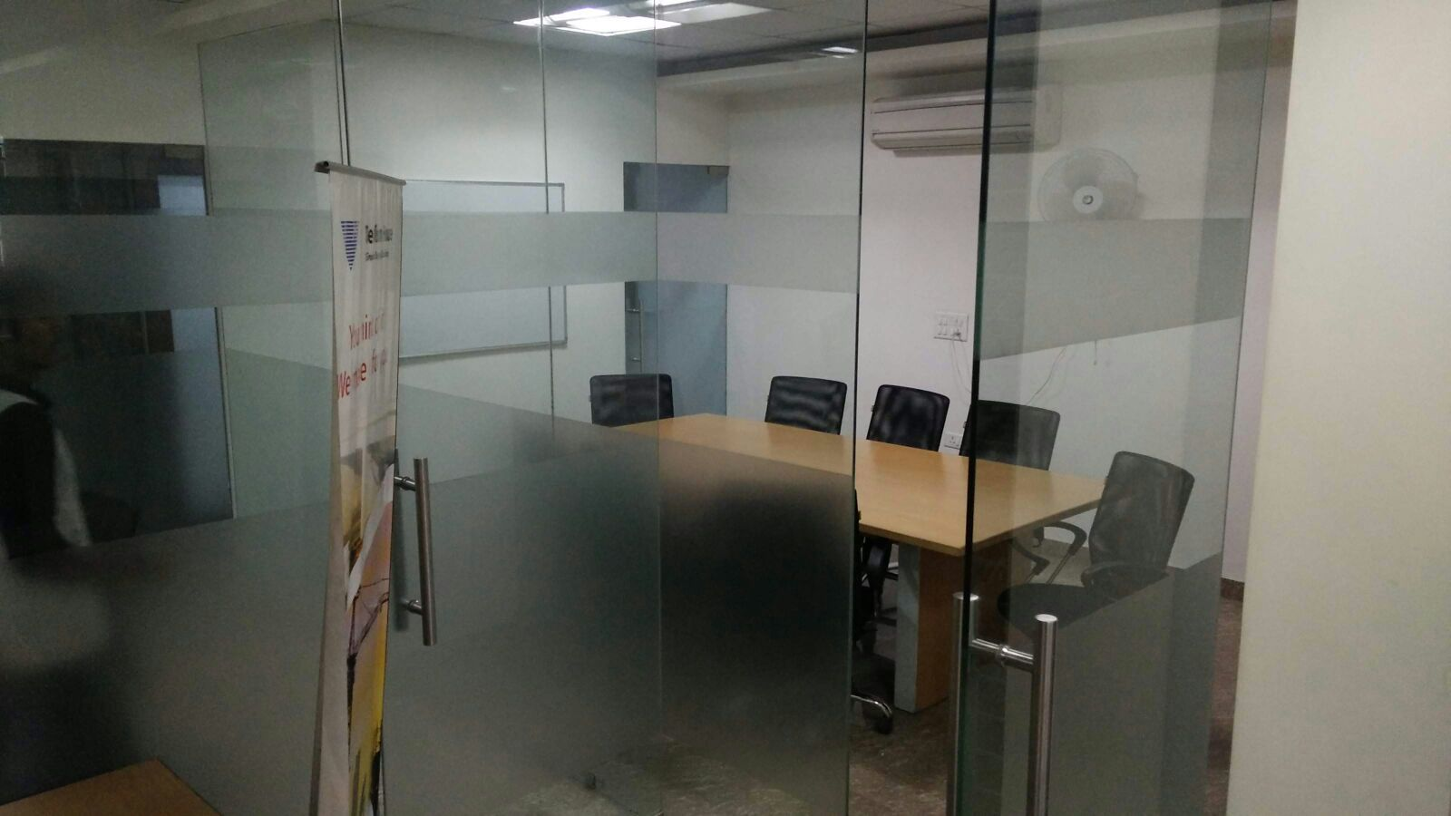 Business Center in Dwarka, New Delhi