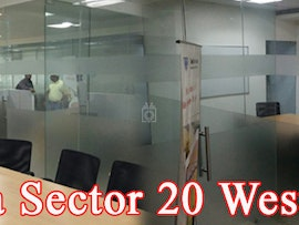 Business Center in Dwarka, New Delhi