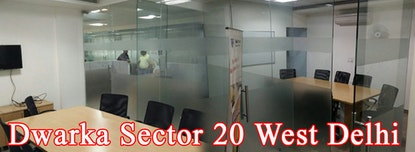 Business Center in Dwarka