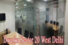Business Center in Dwarka, Noida