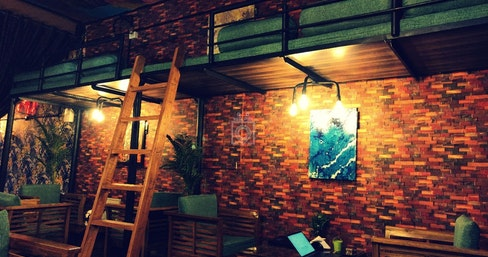 Cafe 147, New Delhi | coworkspace.com