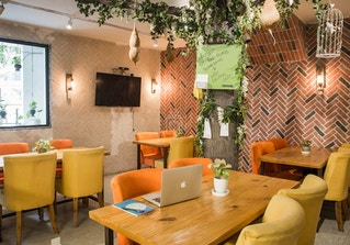 Cafe Untold - myHQ Workspace image 2