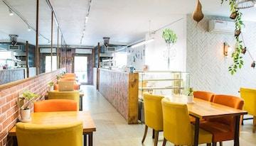 Cafe Untold - myHQ Workspace image 1