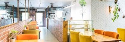 Cafe Untold - myHQ Workspace