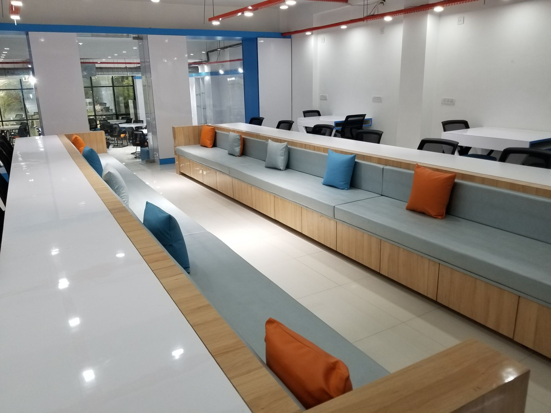 COCOWEAVE Work Cafe Pvt. Ltd., New Delhi
