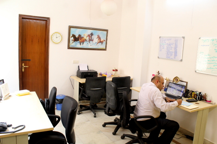 CoworkIn Greater Kailash-II, New Delhi