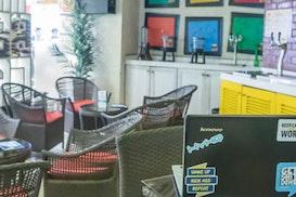 Coworking at The Beer Cafe Kirti Nagar - myHQ Coworking, Gurugram