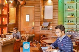 Coworking at The Darzi Bar Connaught Place - myHQ Workspaces, Ghaziabad