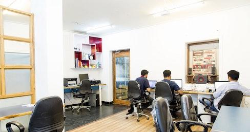 Delhi Co., New Delhi   coworkspace.com