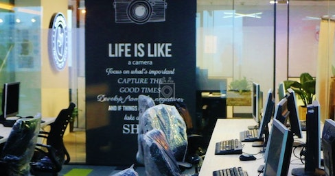 DesqWorx Green Park, New Delhi | coworkspace.com