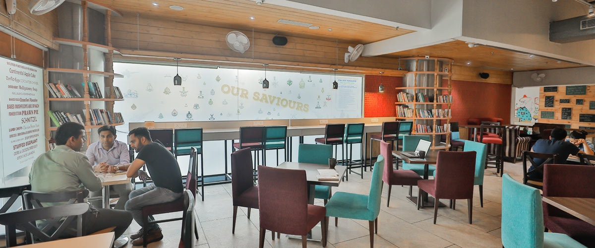 Cafe Pine Forest, Togliatti: how to get there, menu, reviews