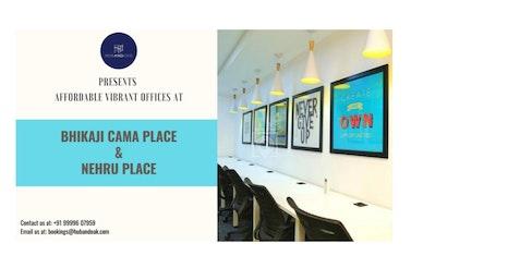 Hub and Oak Acceleratr Pvt Ltd, New Delhi | coworkspace.com