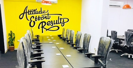 Hustle Cowork, New Delhi | coworkspace.com
