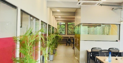 Invento Workspaces, New Delhi | coworkspace.com