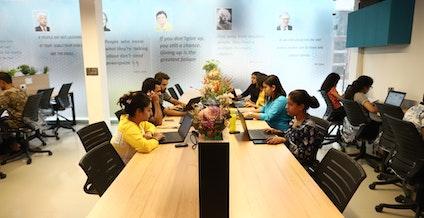 Kinnoti Coworking Hub, New Delhi | coworkspace.com