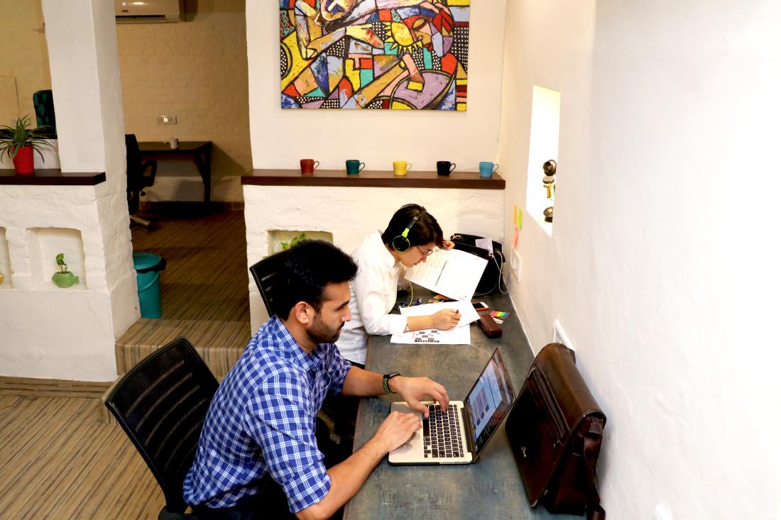 Let's Cowork, New Delhi
