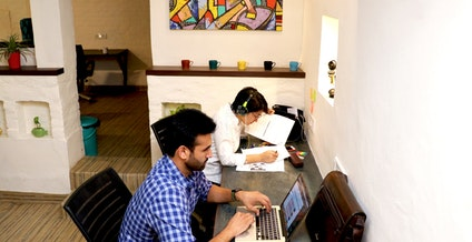 Let's Cowork, New Delhi | coworkspace.com
