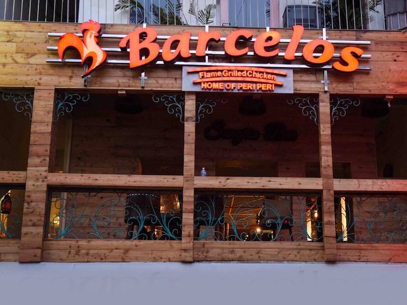 myHQ Barcelos Workzone, New Delhi