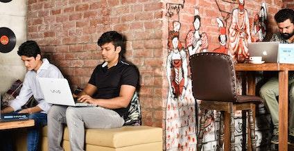 myHQ Barcelos Workzone, New Delhi | coworkspace.com