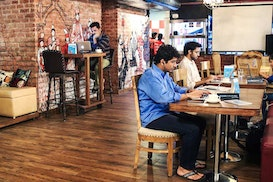 myHQ Barcelos Workzone, Gurugram