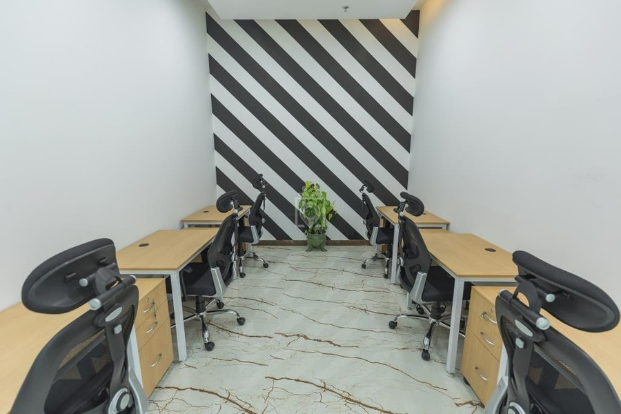 myHQ coworking at Aerocity, New Delhi
