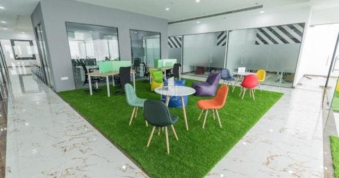myHQ coworking at Aerocity, New Delhi   coworkspace.com