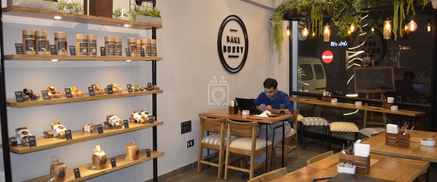 myHQ coworking at Bakeburry Hauz Khas, New Delhi