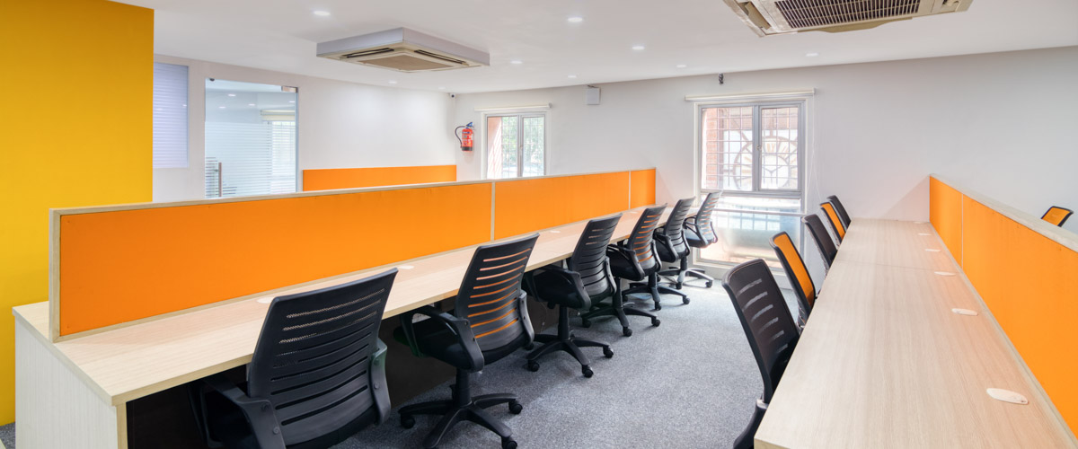 myHQ coworking at ConnaughtSpace Coworking, New Delhi