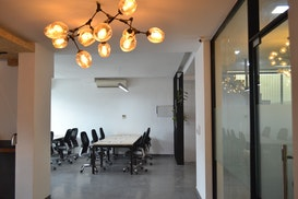 myHQ coworking at DesqWorx Greenpark, New Delhi