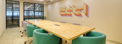 myHQ Coworking at Good Earth Bay, Golf Course Road Extension