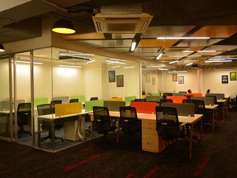 myHQ coworking at KoCreate Laxmi Nagar, New Delhi