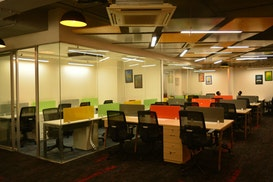 myHQ coworking at KoCreate Laxmi Nagar, Faridabad