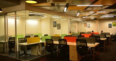 myHQ coworking at KoCreate Laxmi Nagar, New Delhi | coworkspace.com