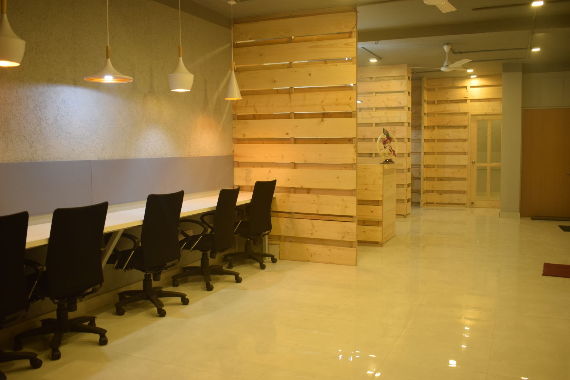 myHQ coworking at Krastay Saket, New Delhi