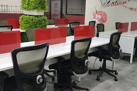 myHQ coworking at MuseSpaces Karol Bagh, Ghaziabad