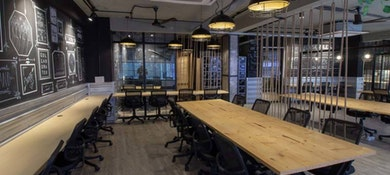 myHQ coworking at Spaced Out Shahpur Jat