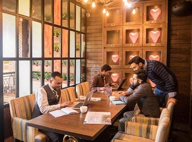 myHQ Coworking @Central Delhi image 3