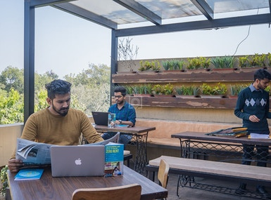 myHQ Coworking @Central Delhi image 5