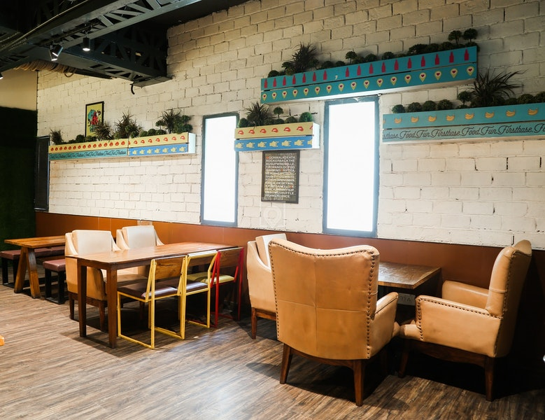 myHQ Coworking in Connaught Place (CP / Rajiv Chowk) - FLYP@MTV Cafe, New Delhi