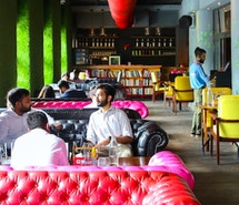 myHQ Coworking in Connaught Place (CP / Rajiv Chowk) - FLYP@MTV Cafe profile image