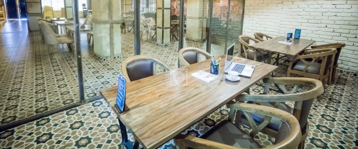 myHQ Coworking - Publiq Bar and Kitchen Green Park, New Delhi